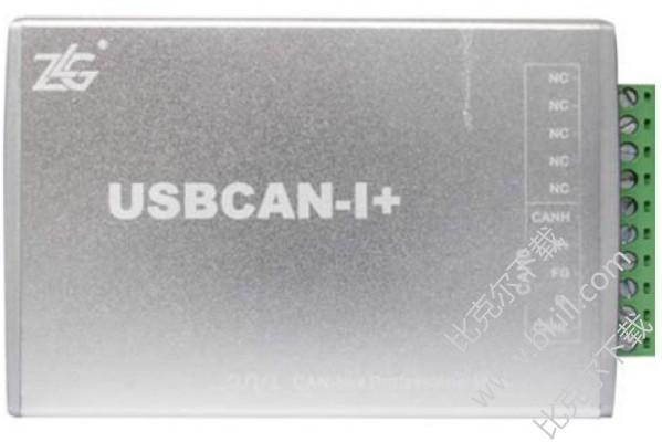 周立功USBCAN-I+驱动