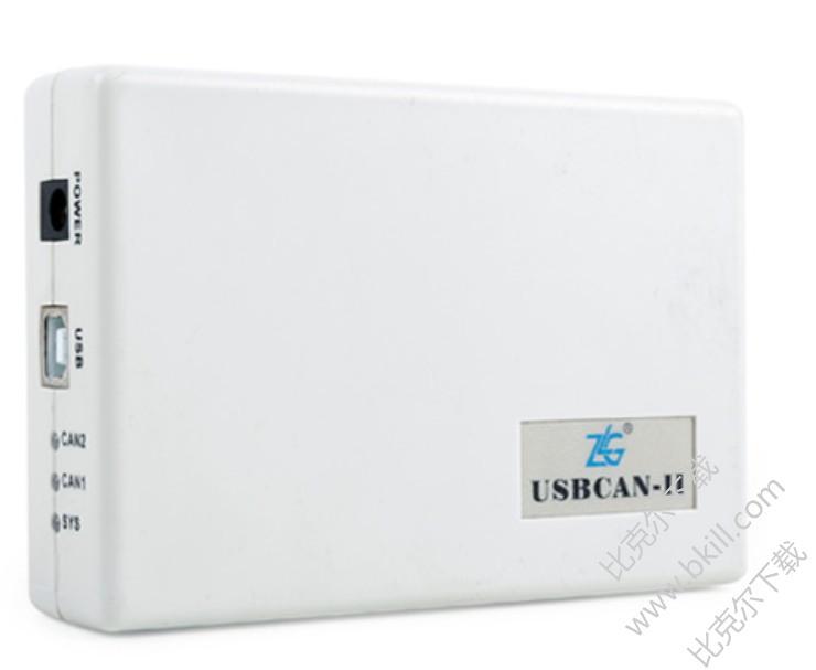 周立功USBCAN-II驱动